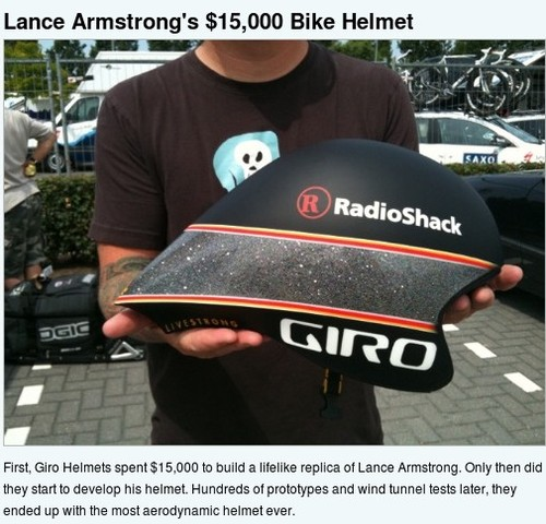 http://gizmodo.com/5579099/lance-armstrongs-15000-bike-helmet?utm_source=feedburner&utm_medium=feed&utm_campaign=Feed%3A+gizmodo%2Ffull+%28Gizmodo%29&utm_content=Google+Reader
