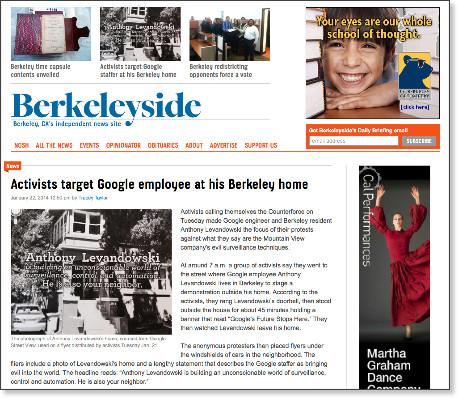 http://www.berkeleyside.com/2014/01/22/activists-target-google-employee-berkeley-resident/
