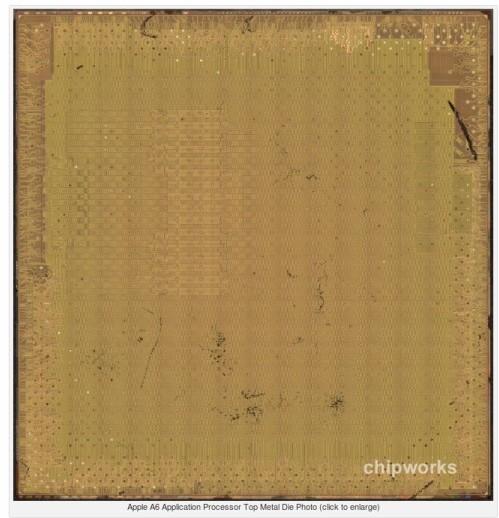 http://www.chipworks.com/blog/recentteardowns/2012/09/21/apple-iphone-5-the-a6-application-processor/