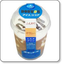 jbq bor rou sha 【食べ物】ドトールとモンテールのコラボ!「アイスココア」ミルクプリンを食べました!
