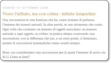 http://feeds.feedburner.com/~r/GliStudentiDiOggi/~3/396931673/verso-linfinito-ma-con-calma-infinite.html