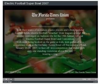 Jacksonville.com: Photos: Slideshow: Electric football