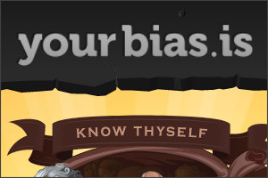 https://www.yourbias.is/