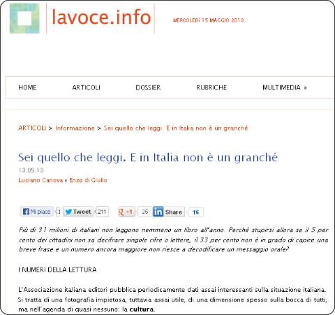 Asino chi non legge for Chi fa le leggi in italia