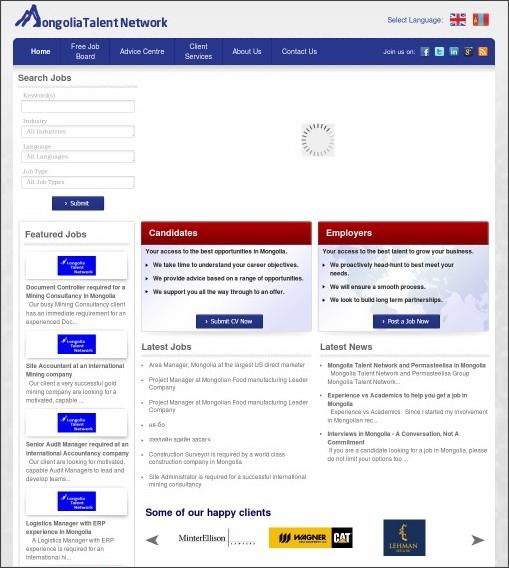 jobs in mongolia mongolia job search mongolia talent :: perharddepo gq