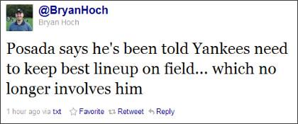 http://twitter.com/#!/BryanHoch/statuses/100329271943376896