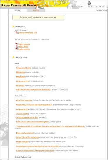 http://www.pubblica.istruzione.it/argomenti/esamedistato/secondo_ciclo/prove/2009/as2009.htm