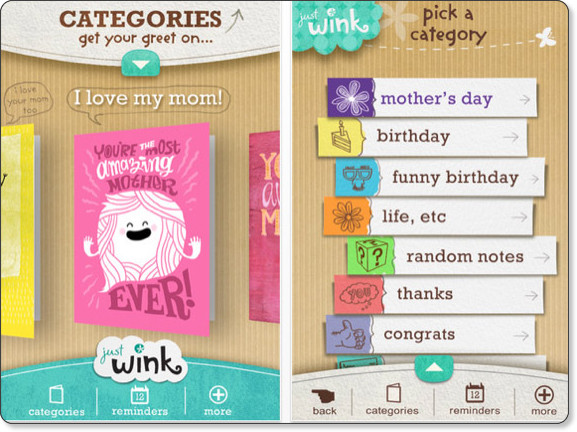 http://www.makeuseof.com/tag/5-modern-stylish-greeting-cards-apps-iphone/