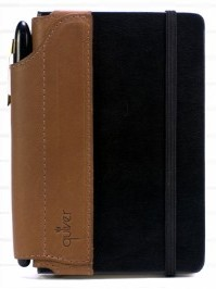 http://www.quiverglobal.com/products/Single%252dPen-Quiver-for-Pocket-Notebooks.html