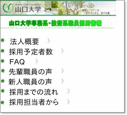 http://ds.cc.yamaguchi-u.ac.jp/~jinjika/saiyou/top.html