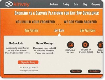 http://www.kinvey.com/