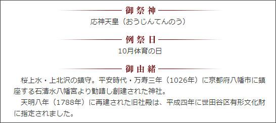 http://www.tokyo-jinjacho.or.jp/syoukai/12_setagaya/12025.html