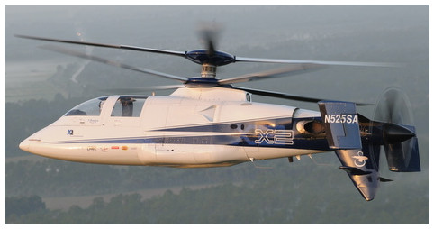 http://blog.seattlepi.com/aerospace/2010/07/26/sikorskys-x2-unofficially-breaks-helicopter-speed-record/
