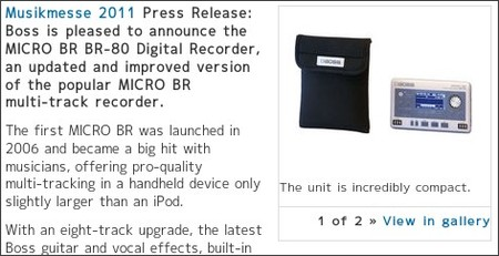 http://www.musicradar.com/news/tech/musikmesse-2011-boss-announces-micro-br-br-80-digital-recorder-415003