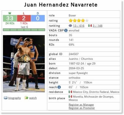 http://boxrec.com/boxer/244507