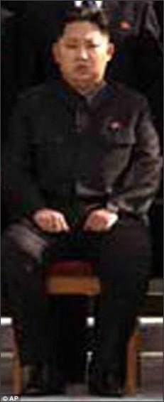 http://www.dailymail.co.uk/news/article-1316437/North-Korea-releases-photo-Kim-Jong-Kim-Jong-Ils-heir-apparent.html