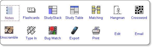 http://www.studystack.com/menu-240286