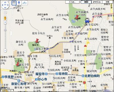 http://maps.google.co.jp/maps/ms?hl=ja&source=hp&ie=UTF8&msa=0&msid=107453691789156079721.00047c3c7cc1d11aaaf0b&mpnum=3&vps=1&sll=34.990699,135.760374&sspn=0.020708,0.029054&brcurrent=h3,0x6001061f709ae1b3:0x24b6e0f6cc19d7d