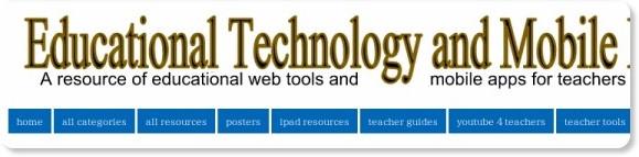http://www.educatorstechnology.com/