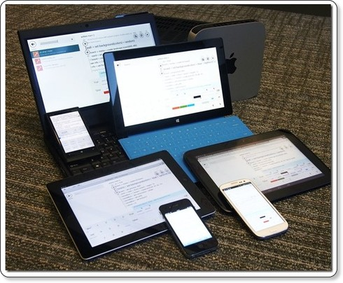 http://blogs.msdn.com/b/nikolait/archive/2012/11/27/touchdevelop-create-apps-on-ipad-iphone-android-in-addition-to-pc-mac-windows-phone.aspx