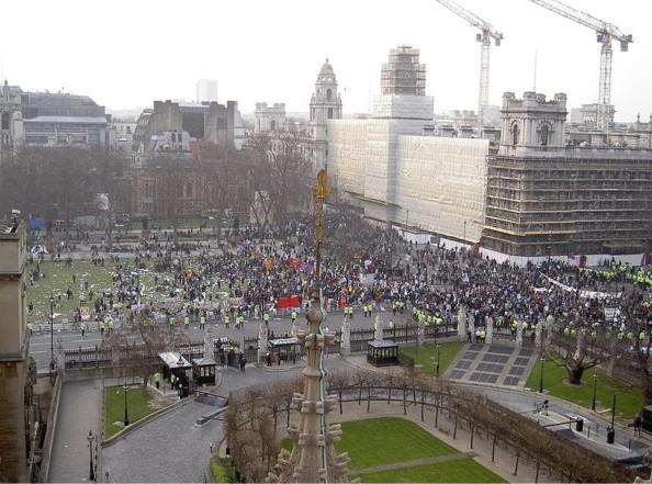 http://en.wikipedia.org/wiki/File:Parlsquareprotests.jpg