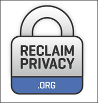 http://www.reclaimprivacy.org/help