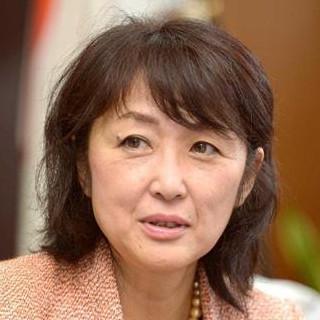 中川郁子の写真