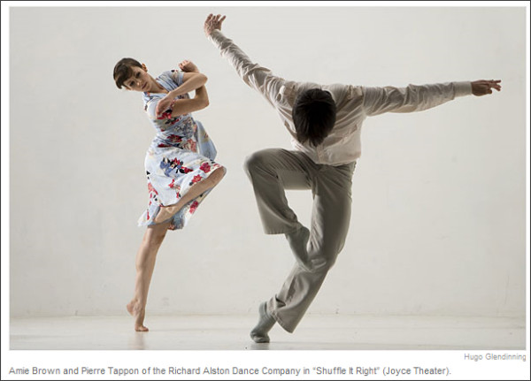 http://www.nytimes.com/2009/09/13/arts/dance/13dancelist.html?_r=1