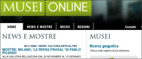 http://www.museionline.it/index.php