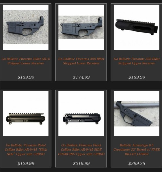 https://goballisticfirearms.com/accessories.php