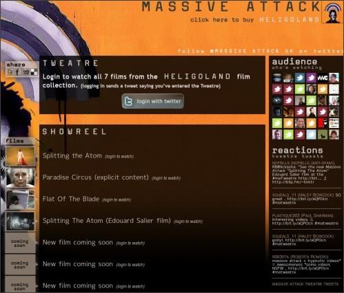 http://www.heligoland-films.massiveattack.com/index.php?vid&vid4&tweet