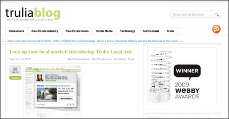 http://www.truliablog.com/2010/01/13/introducing-trulia-local-ads/