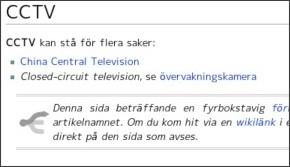 http://sv.wikipedia.org/wiki/CCTV