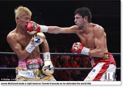 http://www.dailymail.co.uk/sport/boxing/article-3075240/Jamie-McDonnell-stuns-Tomoki-Kameda-retain-bantamweight-world-title-Texas.html