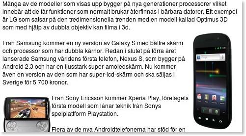 http://www.idg.se/2.1085/1.367779/flodvag-av-androidtelefoner