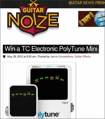 http://www.guitarnoize.com/win-a-tc-electronic-polytune-mini/