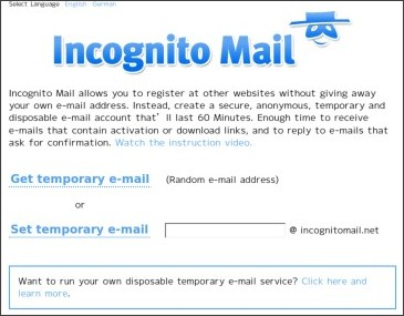 http://www.incognitomail.com/