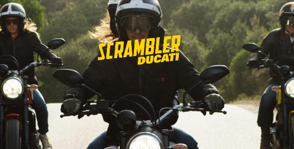 Scrambler Ducati -