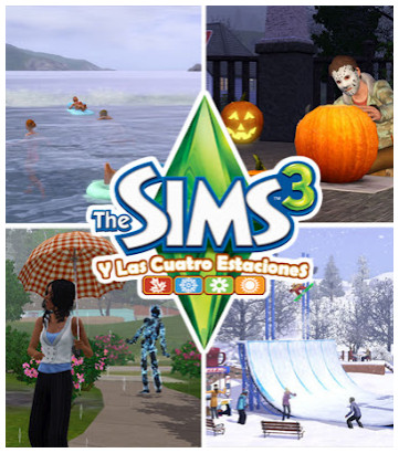The sims 3 времена года - e3710