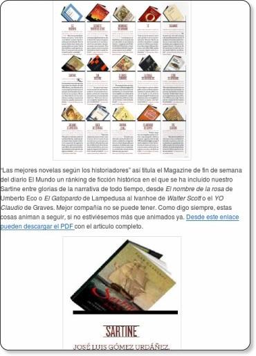 http://sartinefiles.wordpress.com/2011/12/19/sartine-entre-las-mejores-novelas-segun-los-historiadores/