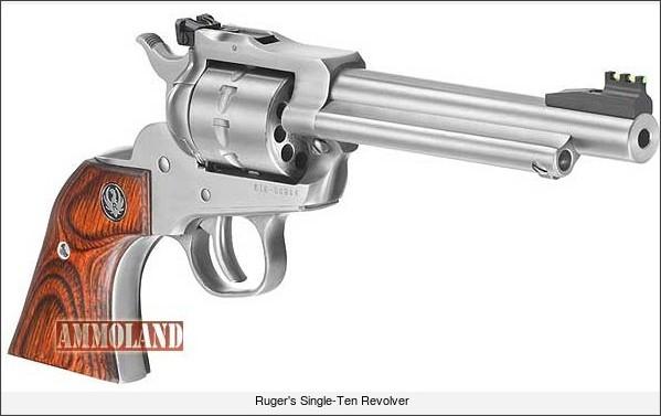 http://www.ammoland.com/2011/06/15/ruger-single-ten-revolver/