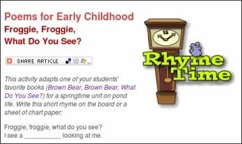 http://www.educationworld.com/a_earlychildhood/poems/poems020.shtml