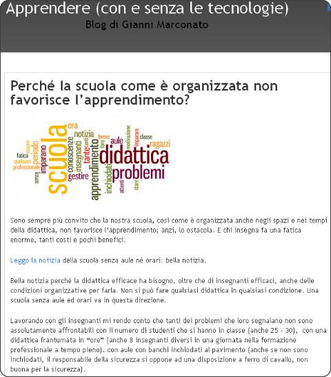 http://www.giannimarconato.it/2014/02/perche-la-scuola-come-e-organizzata-non-favorisce-lapprendimento/