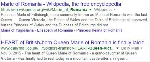 https://www.google.com/#hl=en&gl=us&authuser=0&q=+Queen+Victoria+Romania