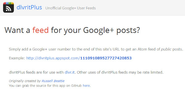 http://dlvritplus.appspot.com/