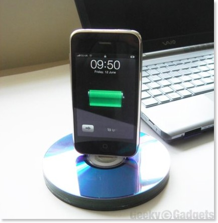 http://www.geeky-gadgets.com/diy-recycled-cd-iphone-dock/