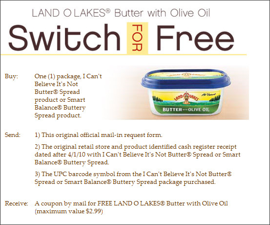 http://www.landolakes.com/products/light-butter-with-olive-oil-switch-for-free.cfm