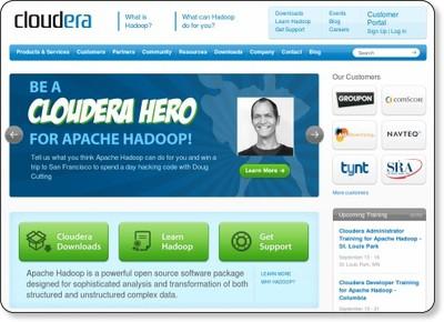 http://www.cloudera.com/