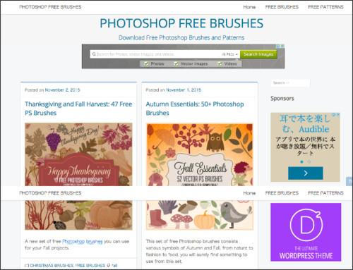 http://www.photoshopfreebrushes.com/