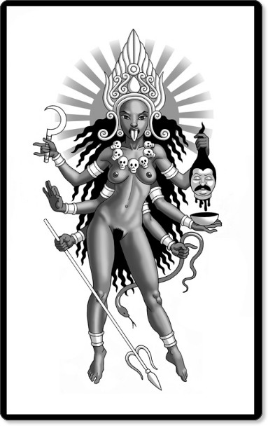 Get the various Hindu Gods tattoo designs, Goddess Tattoo designs,